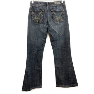 KUT from the Kloth bootcut jeans size 2